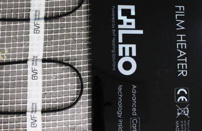Fűtőszőnyeg és fűtőfilm alkalmazása