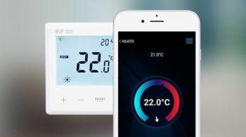 Fűtésvezérlés, termosztát