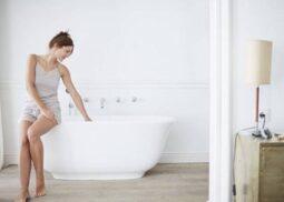 Padlófűtés fürdőszobában