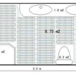 Fűtőszőnyeg méretezés