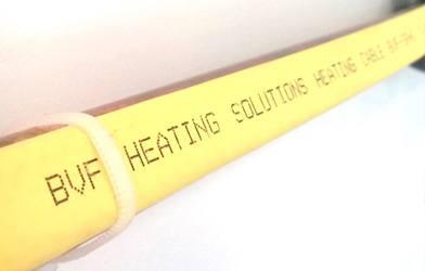 BVF SRHC önszabályzó fűtőkábel
