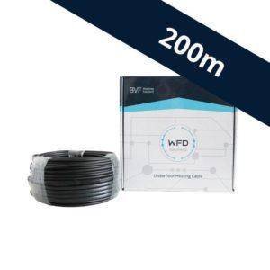BVF WFD 10 200m