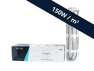 150W/m2