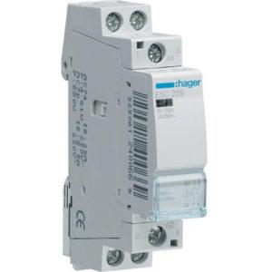 Kontaktor 25 amperes áramerősségig